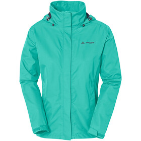 VAUDE Escape Light Chaqueta Mujer, peacock
